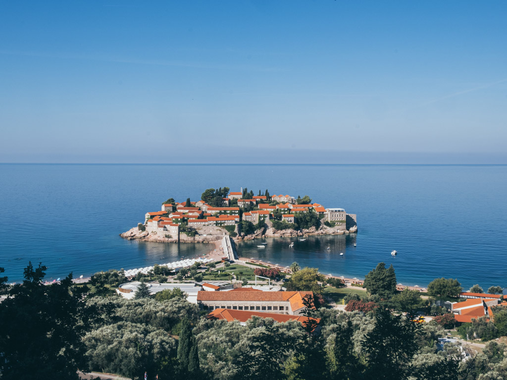 Czarnogóra urlop