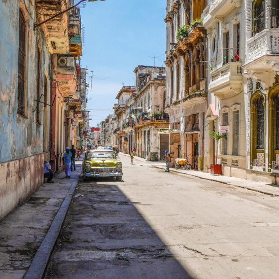 Kuba w rytmie salsy