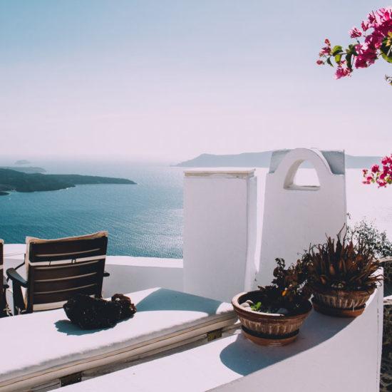 Santorini-Mykonos